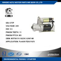 Forklift FD50 Fd70 Commercial Vehicle Parts Engine Starter Motor replacement M3T56174 18239 2-2087-MI Manufactures