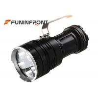 50w High Range CREE T6 Portable LED Searchlight, Handheld Tactical Flood Light Manufactures