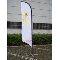 Super polyester 1440dpi custom flags banners high resolution digital printing Manufactures