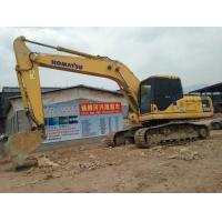 Japanese Used Komatsu Excavator PC200-7 Year 2007 6395 Hours High Performance Manufactures