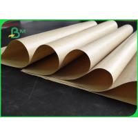 Buy cheap 30 - 350gsm Food Grade PE Paper One Side Glossy High Temperature Resistance from wholesalers
