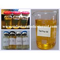Muscle Building Injectable Anabolic Steroids Testosterone Propionate 100mg/ml Conversion Manufactures