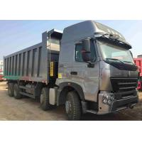 Buy cheap Powerful 371 Horse Power Heavy Duty Dump Truck For Construction And Transportati from wholesalers