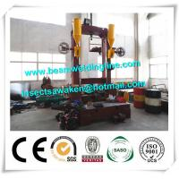 Automated Assembling Straightening H Beam Welding Machine Low Noise Manufactures
