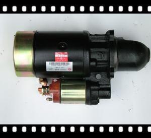 Cummins 4BT starter motor 3708Q01-010 Manufactures