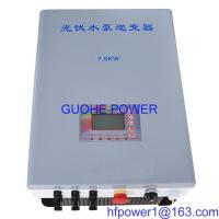 Solar pump inverter  7.5kw Manufactures