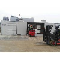 Outdoor Chemical Storage Cabinets Safety Flammable Locker For Pesticide Manufactures
