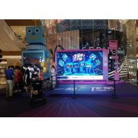 Indoor SMD2121  LED Advertising Display With P2.5 For Store Promotion Campaign Manufactures