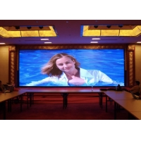 HD Fixed SMD2525 P3 Indoor Full Color LED Screen Manufactures