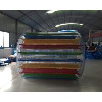 Quality Good price Custom PVC/TPU inflatable floating water roller walking ball for kids and adult for sale