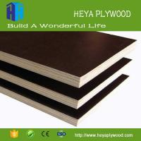 China 2018 high quality film faced plywood concrete formwork plywood combi core plywood on sale