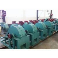 Paddy Straw Wood Shaving Machine For Bamboo Dust Crushing ZYW - 400 Manufactures
