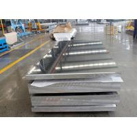 5052 H34 Aluminum Alloy Sheet , 1 Inch Thick Aluminum Plate SGS Cetificated Manufactures