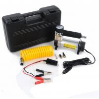 Hand High Pressure Metal Air Compressor 1 Year Warranty With Watch 12v 140 Psi Manufactures