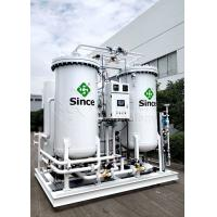China Stationary Oxygen Manufacturing Plants / Oxygen Generating Equipment 240Nm3/Hr on sale