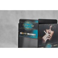 E - cigarettes Acrylic Display Stands More compartments Printing Full Color Logo Manufactures