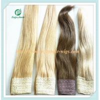 """Flip-in Hair extension 8""""-26""""  all color Straight hair Human hair extension Manufactures"""