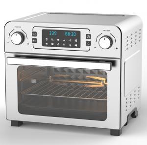 Square Heat Resistant PBT Inside Oil Less Fryer Oven Manufactures