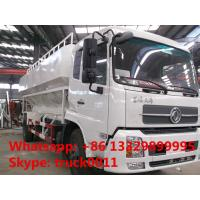 Quality 4ton-8ton dongfeng farm-oriented feed delivery truck for sale, best price for sale