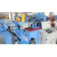 Good quality full automatic Mild steel stainless steel spiral duct oval machine price Manufactures