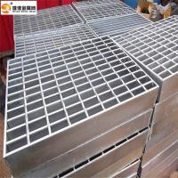 Ditch covering grating drainage steel grating Manufactures