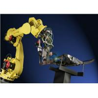 High Efficiency Articulated Industrial Robotic Arm For Point Welding / Arc Welding Manufactures