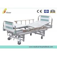 China 3 Crank Medical Hospital Care Stainless Steel Crank Bed (ALS-M314) on sale