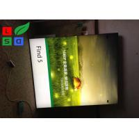 80mm LED Fabric Light Box Led Outdoor Light Box For Adversiting In Shops , Malls and Stores