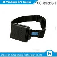 China manufacturer solar powered cow/sheep/dog gps tracker for big animal with voice monit Manufactures