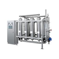 UF Water Treatment Equipment / Hollow Fiber Ultrafiltration System / UF Membrane System Manufactures