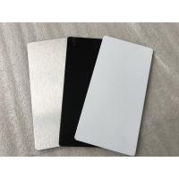 Weatherproof Exterior Wall Cladding Boards Smooth Surface With Fire Resistance Manufactures