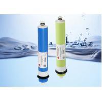 China 0.0001 Micron Reverse Osmosis Water Filter Replacement For Domestic / Household for sale