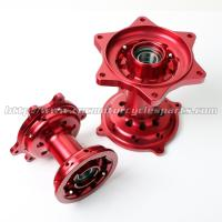 Custom 36 Holes Motorcycle Forged Aluminum Spoke Wheel Hubs With CNC Anodizing Any Color Manufactures