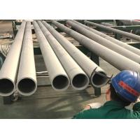 S32760 Grade Seamless Stainless Steel Pipe ASTM A789 For Processing Equipment Manufactures