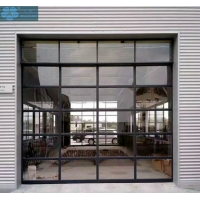 Buy cheap 5m Width Insulated Glass Garage Doors from wholesalers