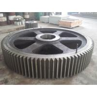 34XH1M Forged Forging Steel Gearbox Gear Ring Ring Gears Manufactures