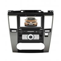 Nissan Tiida Car GPS Navigation System , Vehicle GPS Tracking System Manufactures