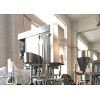 Aluminum Can Carbonated Drink Filling Machine 12 Heads Adjustable Speed Manufactures