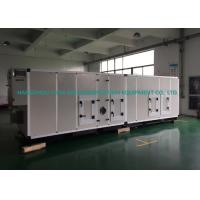 Rotor Industrial Desiccant Dehumidifier Energy-Saving Low Dew Point Manufactures