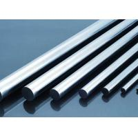 316L Polished Stainless Steel Rod , Strong Corrosion Resistance Stainless Round Bar Manufactures