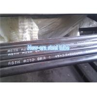 China Gr. A - 1 / C Boiler Seamless Cold Drawn Steel Tube SA210 / ASTM A210 Model 1026 Steel Tubing on sale