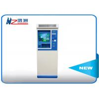 42 inch touch powder coated ticket vending kiosk for tourist attractions Manufactures