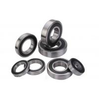 Deep groove rubber seal bearing Manufactures