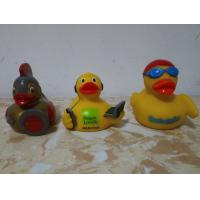 Quality Mini Yellow Weighted Rubber Ducks Cartoon Student Boy Phthalate Free Vinyl for sale