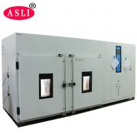Walk in temperature humidity chamber Manufactures