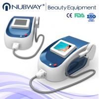 Portable painless 808nm diode laser hair removal machine home use / laser hair removal Manufactures