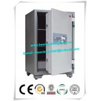 Electronic Fireproof Industrial Safety Cabinets For JIS 2 hours / Shock Dropping Safes Manufactures