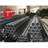 Ferritic Alloy Welded Steel Tube Electric Resistance For Boiler / Superheater Manufactures