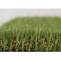 Indoor Artificial Grass For Decoration Green Heavy Metal Free Manufactures