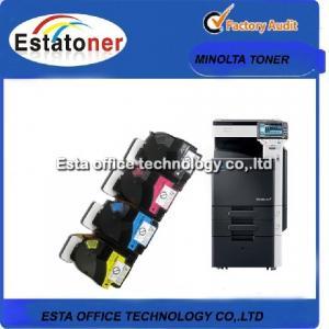 BCYM Color Laser Toner For Konica Minolta Tn310 Bizhub C350 / C351 / C450 / C450 Manufactures